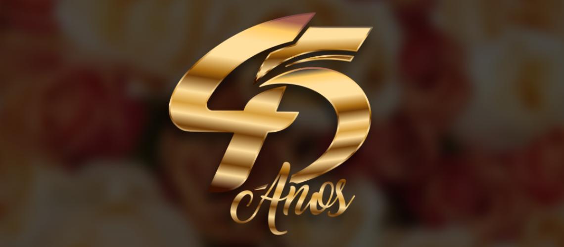 45 anos de aa